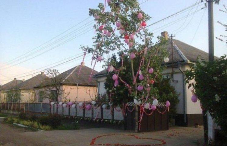 Закарпатські традиції: Як парубки зізнаються у коханні (ФОТОФАКТ)