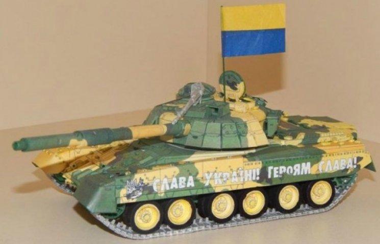 До Дня Перемоги в Ужгород приїдуть танки