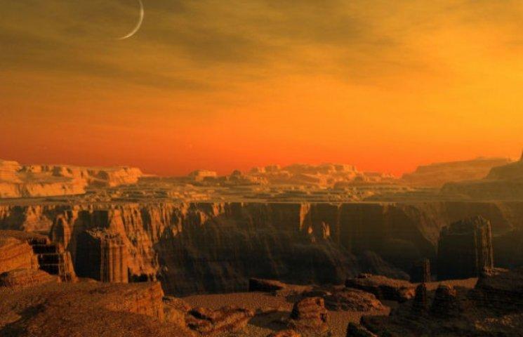 Киянин збирається створити сім'ю на Марсі
