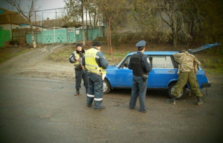 У Запорізькій області затримали озброєного дезертира