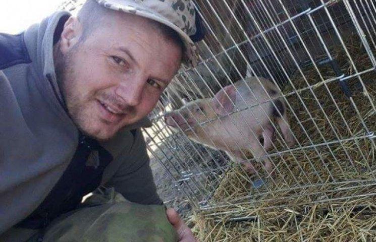 Закарпатські прикордонники облаштували міні-ферму в зоні АТО (ФОТОФАКТ)