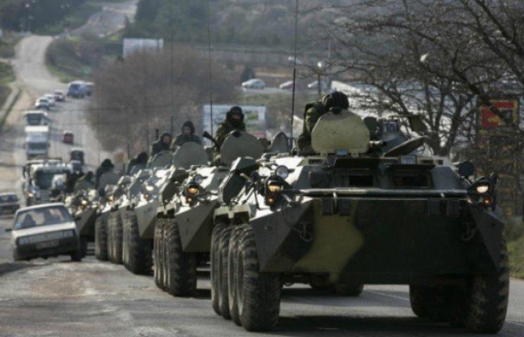 """В районі Маріуполя терористи сформували """"ударний кулак"""" - 3 тис. бойовиків і купу бронетехніки"""
