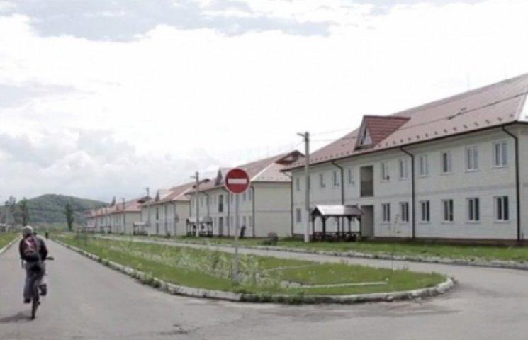 Мешканці Солотвина відмовляються переїжджати від небезпечних проваль (ВІДЕО)
