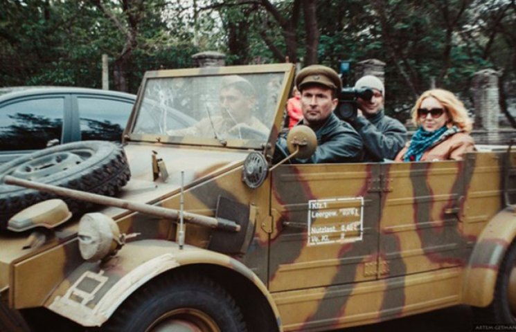 Яка ретро-техніка брала участь у автопробігу в Краматорську (ФОТО, ВІДЕО)