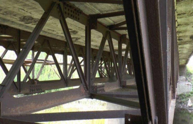 На Сумщині молодий наркоман розбирав міст заради дози (ФОТОФАКТ)
