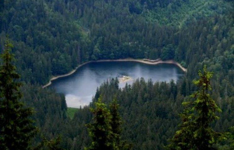 """На території національного парку """"Синевир"""" відкриють центр прийому туристів (ВІДЕО)"""
