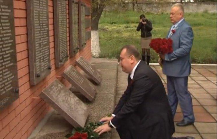 Губернатор проігнорував офіційний захід до 9 травня у Дніпропетровську