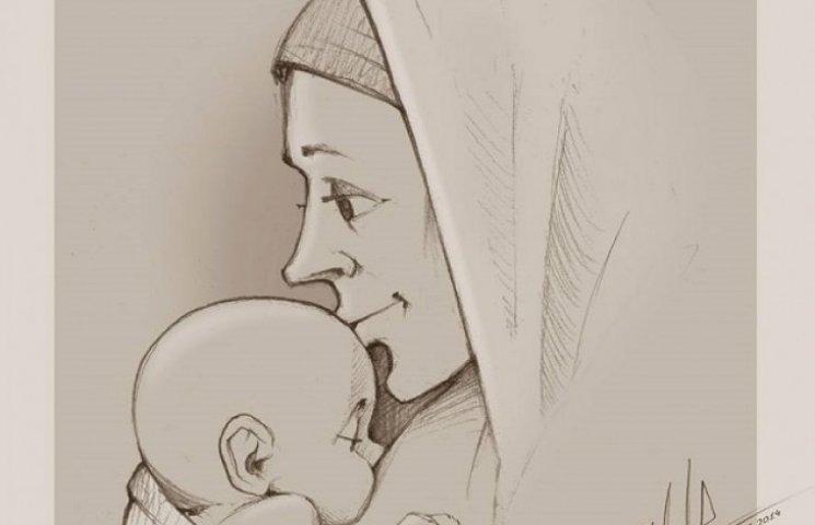 День матері на Дніпропетровщині цього року святкують на 17,5 тисяч жінок більше