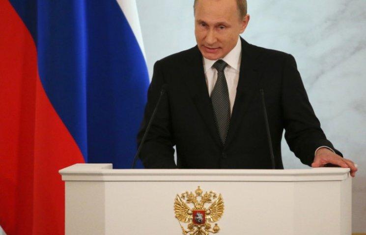Російський депутат оприлюднив сценарій Путіна для Донбасу