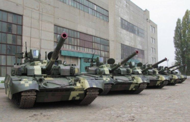 """Російські експерти назвали танк """"Оплот"""" найкращим в світі"""