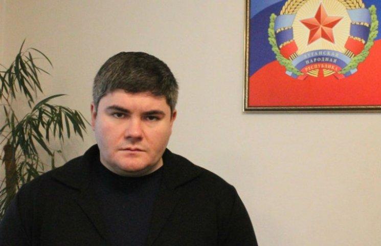 """Екс-співробітник прокуратури Луганщини, який став """"генпрокурором """"ЛНР"""", зрадником себе не вважає"""