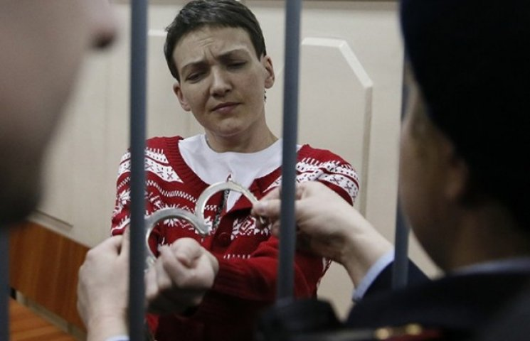 Чому Путін так психує через Савченко