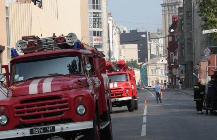 В області пожежних 177 раз підіймали по сигналу тривоги