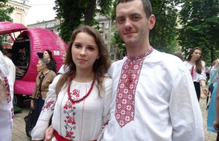Дніпропетровців запрошують на вишиванковий марш