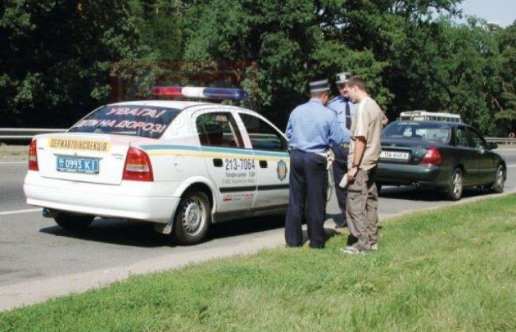 Міліція перевірить дніпропетровських хабарників з ДАІ