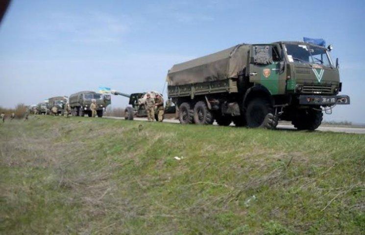 Бійці 55-ї артбригади формують новий дивізіон, потрібен мільйон гривень