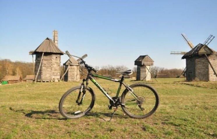 """У """"Пирогово"""" вигадали нові побори для велосипедистів"""