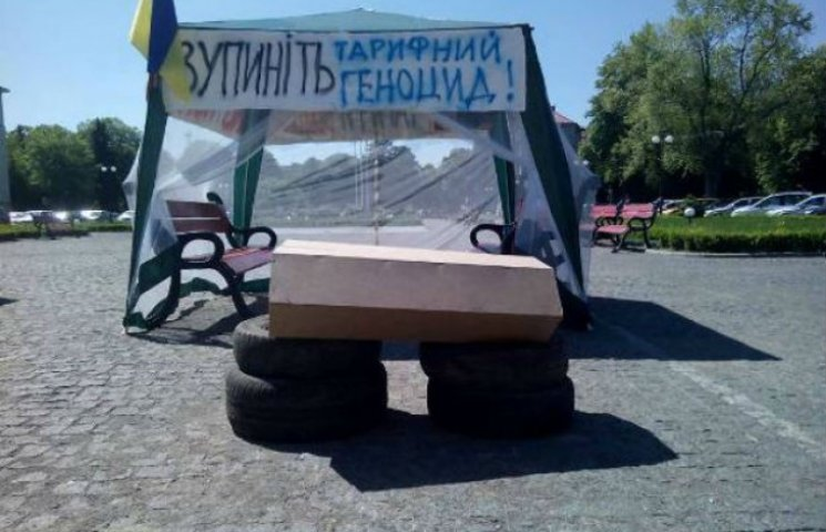 Сумчани поїдуть до столиці зупиняти тарифний геноцид