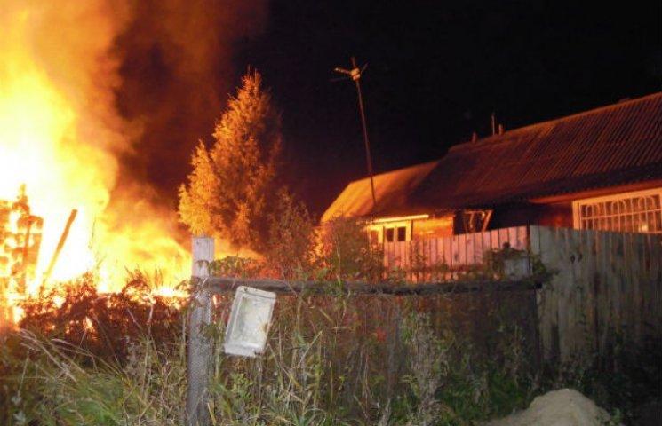 Через несправний димохід на Сумщині подружжя згоріло у власному будинку