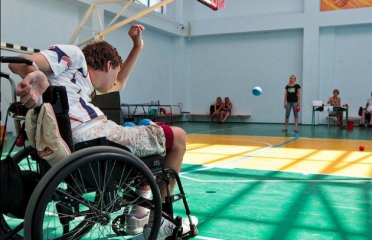 На Закарпатті люди з обмеженими можливостями можуть займатися спортом... теоретично (ВІДЕО)