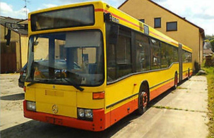 Сумчанин подарує місту автобус для безкоштовних перевезень людей