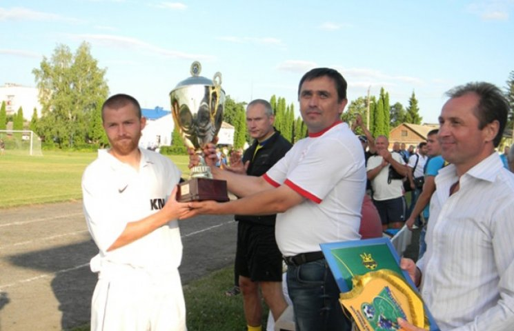 Кубок Сумщини з футболу розпочнеться одразу трьома матчами