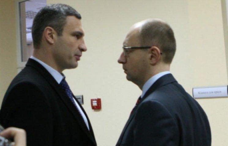 Яценюка і Кличка допитають у справі Попова