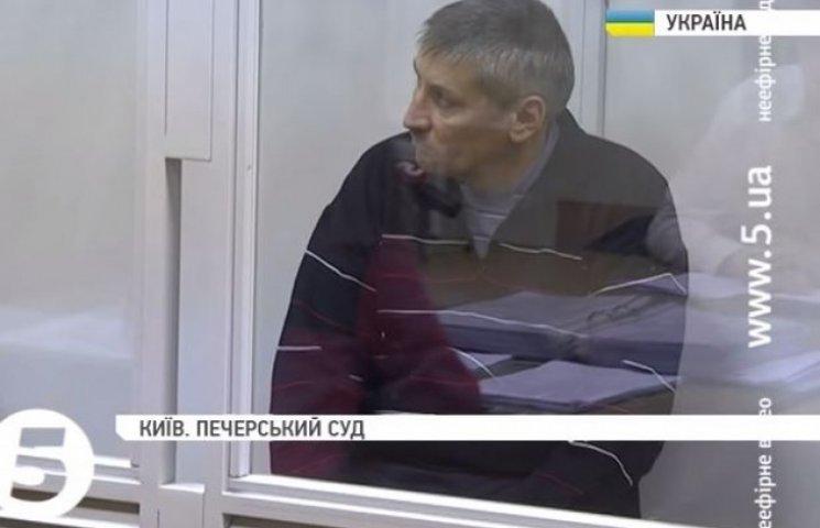 Замначальника міліції Сум, підозрюваного у вбивствах на Майдані, залишили у СІЗО (ВІДЕОФАКТ)