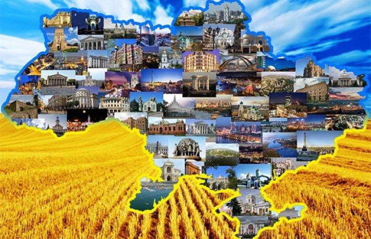 Україну хочуть поділити ще й на повіти та громади