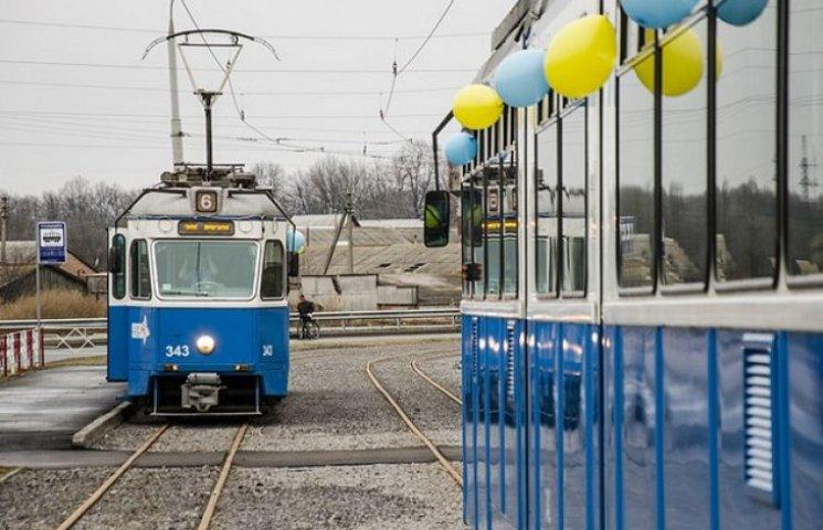 Вінницькі трамваї стали поліглотами