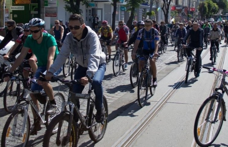 Вінничани відзначать День Європи масовим велопробігом