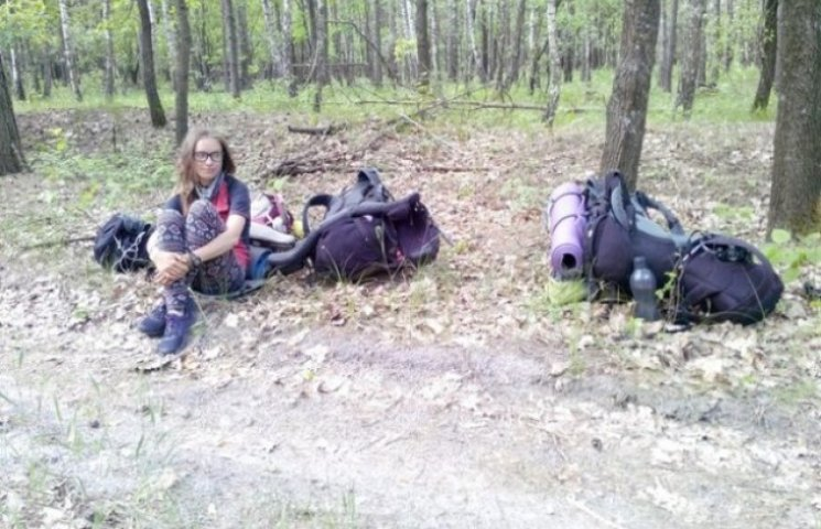 Дніпропетровські мандрівниці за місяць пішки здолали 600 кілометрів