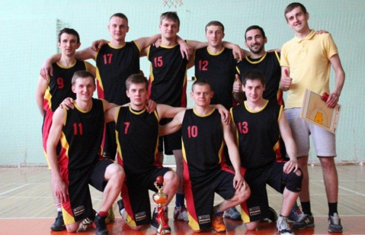 Студенти СумДУ стали кращими баскетболістами