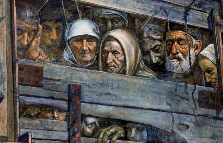 Що укропам треба знати про депортацію кримських татар (ФОТО, ВІДЕО)