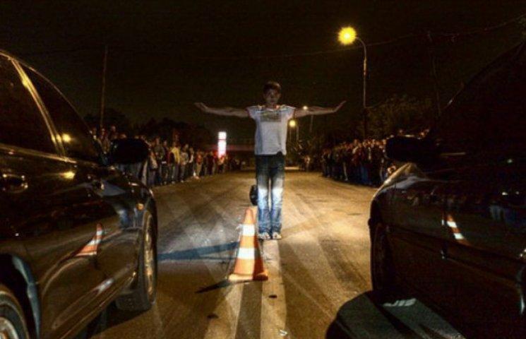 ДАІ Київщини наголошує: вуличні перегони — поза законом