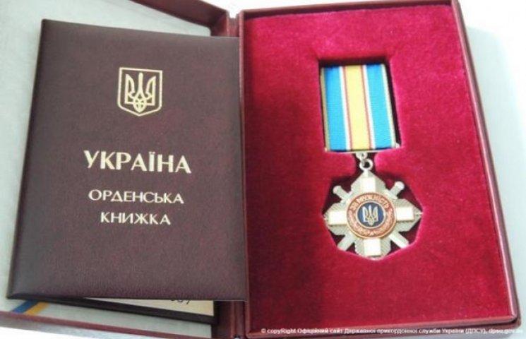 Президент відзначив орденами сімох вінничан, що загинули в АТО