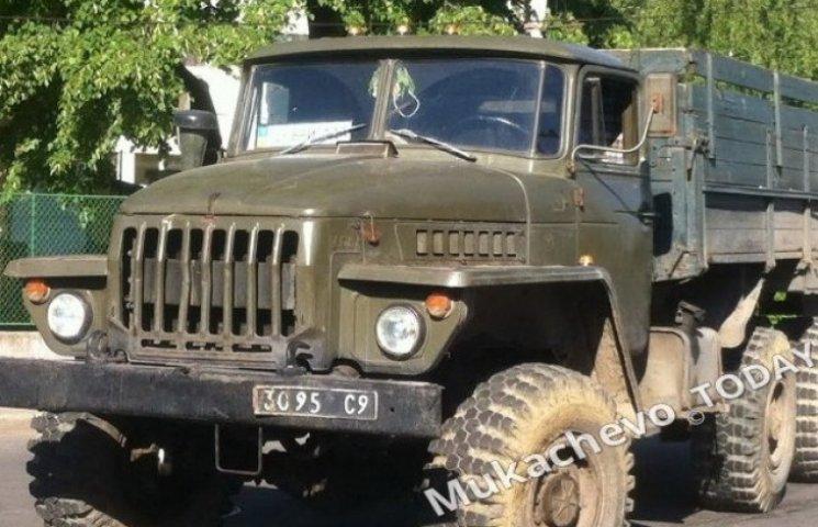 Бійці 128-ої бригади потрапили у ДТП (ФОТО)