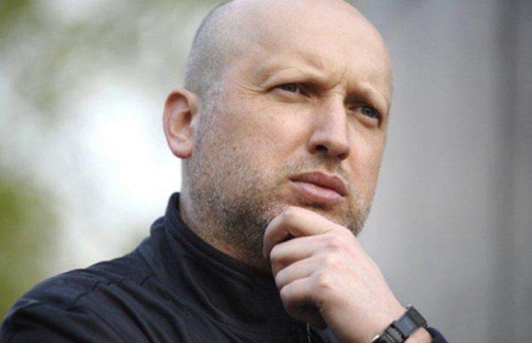 """Турчинов не хоче крісла Яценюка і чекає на смерть """"Народного фронту"""""""