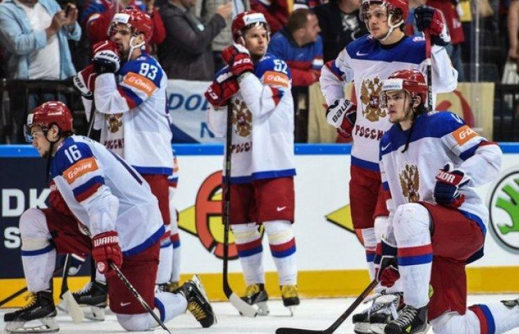 Російські хами-хокеїсти як дзеркало жлобської Росії