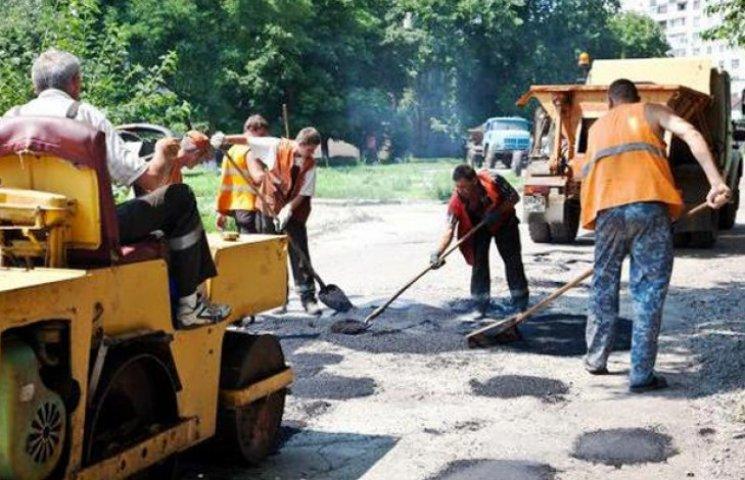 До кінця тижня у Сумах визначать найбільш проблемні ділянки на дорогах