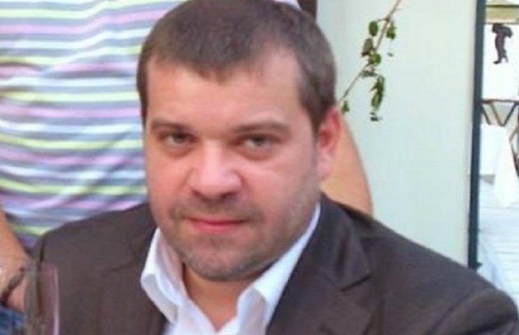 Євген Анісімов повернувся до Запоріжжя