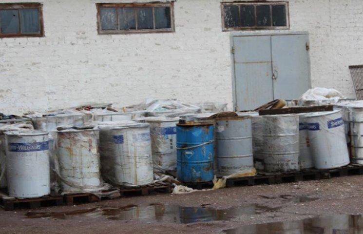 Губернатор хоче перевірити усі підприємства Сумщини, які працюють з небезпечними відходами