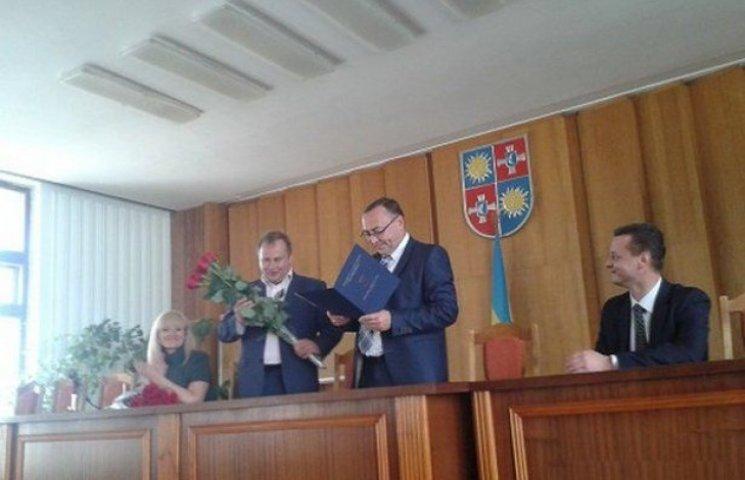 Вінницька юстиція отримала нового керманича