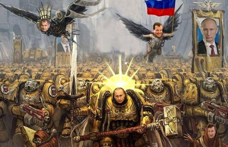 Рольові ігри Путіна: від Кадирова до Обами