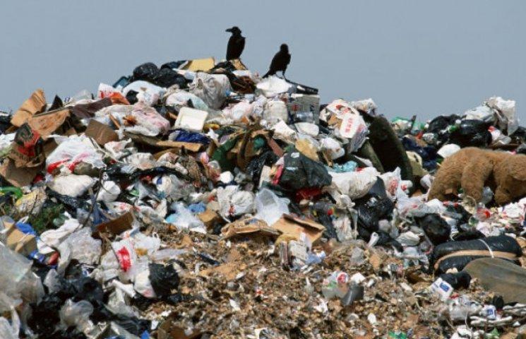 На Київщині за €40 мільйонів побудують сміттєпереробний завод