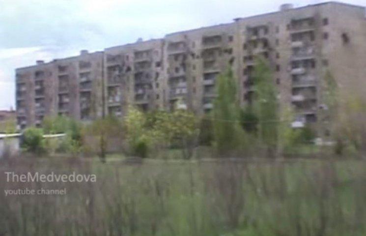 Після зимових боїв Дебальцеве та Вуглегірськ перетворились на міста-привиди (ВІДЕО)