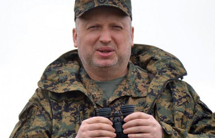 """Турчинов перед Ригою почав заробляти бали на """"насзливають"""""""