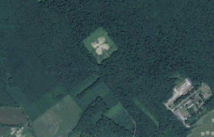 Ядерний полігон під Вінницею перетворився на арт-об