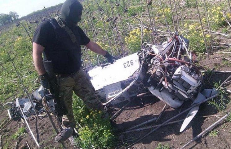 Українські військові під Авдіївкою збили російський безпілотник за $6 млн (ФОТО)