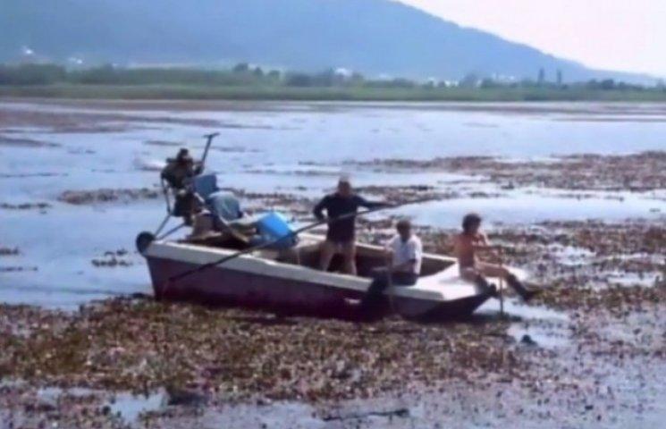 Закарпатці знають, як із човна і дельтальота зробити аероглісер (ВІДЕО)